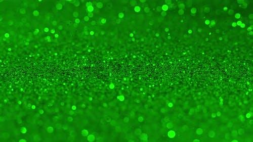 Particles Light Particles Background