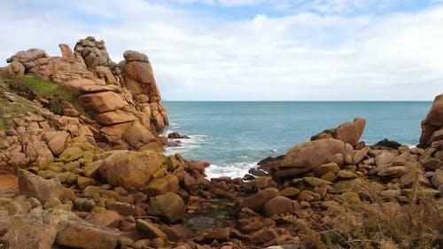 Rocky Atlantic Ocean Coast