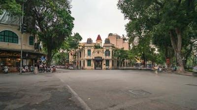 Hanoi Vietnam Timelapse
