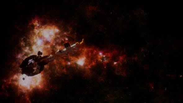 Thumbnail for Journey Through the Far Galaxy