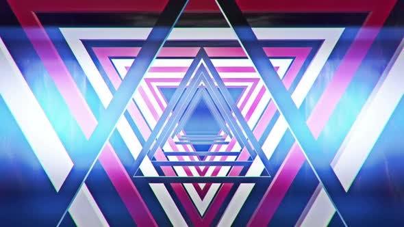 Triangle Red 01 Hd