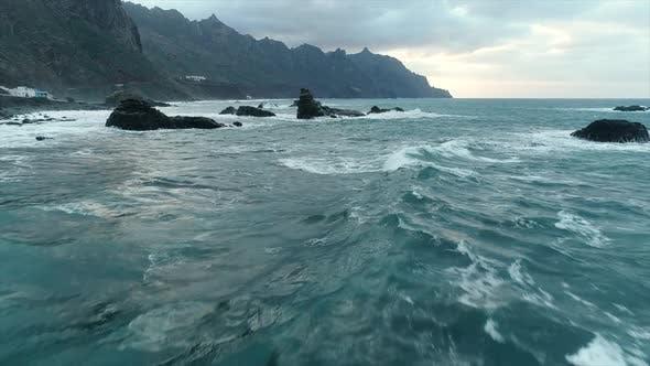 Thumbnail for Dramatic Ocean Coast 5