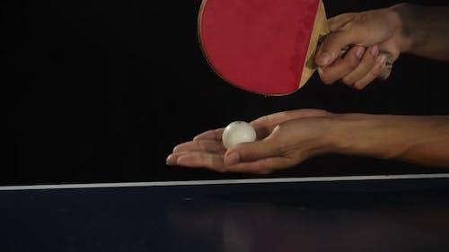 Serve Ping Pong