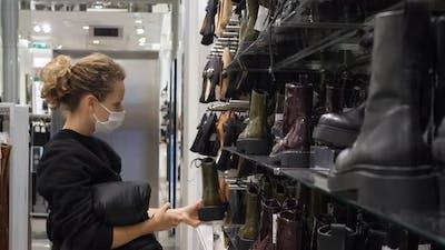 Covid19 Footwear Shopping