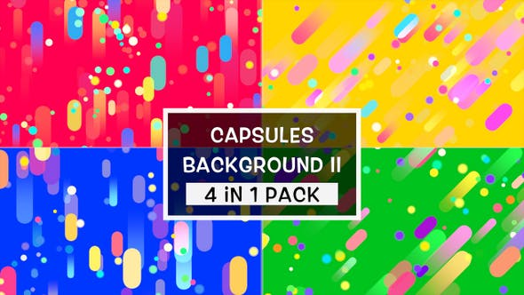 Thumbnail for Capsules Background Pack II