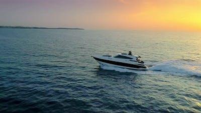 Yacht Ocean