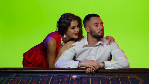 Thumbnail for Woman Takes a Man with Casino After Losing All Chips
