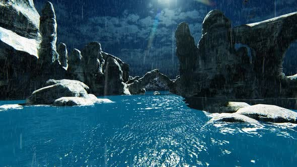 Thumbnail for Flying Among The Rocky Reefs At Snow
