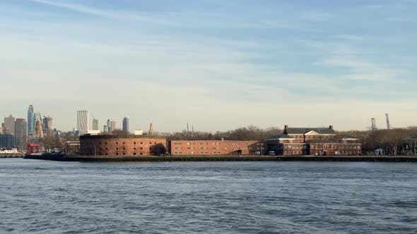 Thumbnail for Governors Island, the Upper New York Bay