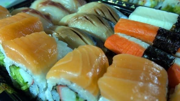 Thumbnail for Traditional Japan Food Sushi
