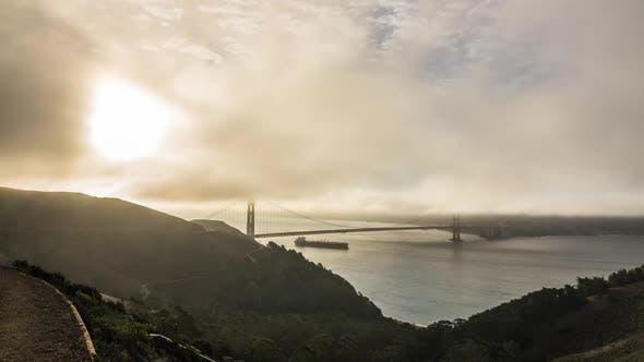 Thumbnail for Golden Gate in the Fog