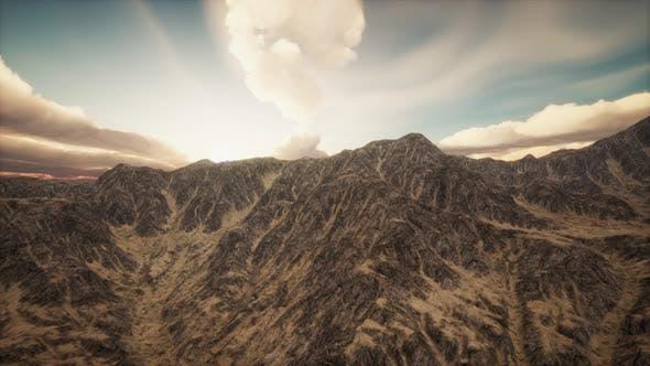 Thumbnail for Berglandschaft in großer Höhe