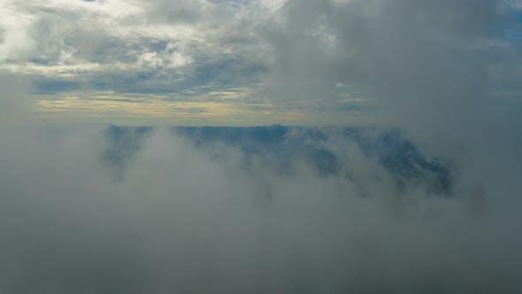 Thumbnail for Foggy Over Mountain