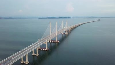 Penang Second Bridge (Sultan Abdul Halim Muadzam Shah Bridge)