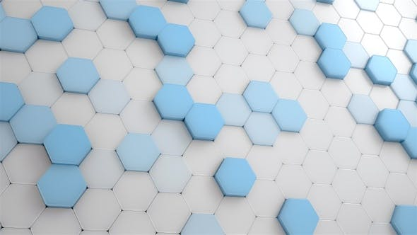 Thumbnail for Soft Hexagons Motion 122