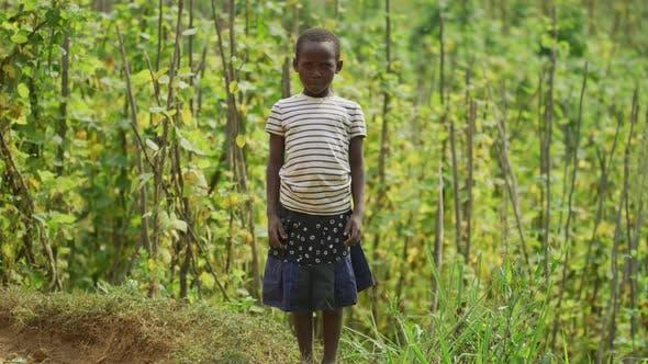 Thumbnail for An African girl