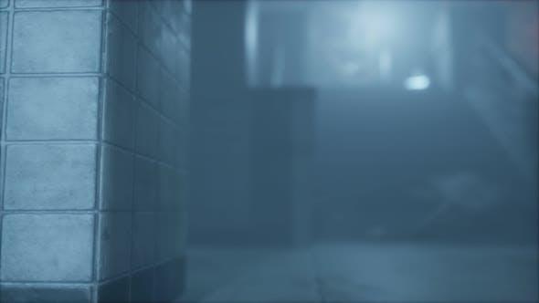 Thumbnail for Nuit pluvieux avec brouillard à Old Town Street