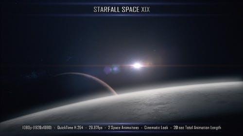 Starfall Space XIX
