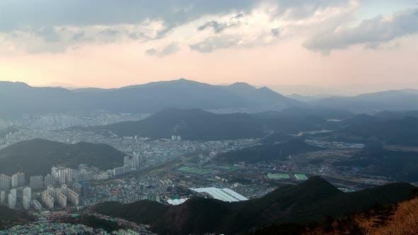 Thumbnail for Landscape and Metropolis in Korea, Busan Morning