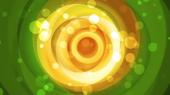 Thumbnail for Subtle Warm Circles