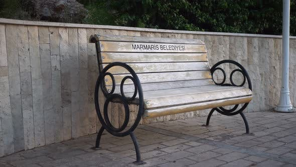 Thumbnail for Bench On The Shore Of Marmaris