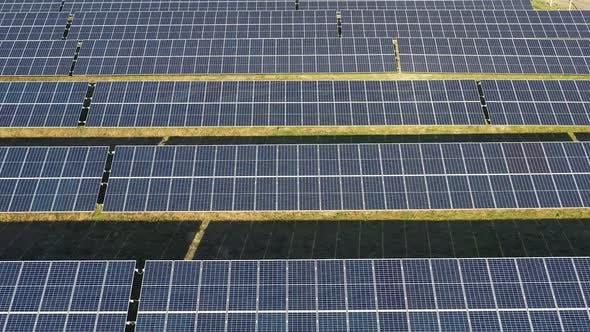Solar Cell Plant