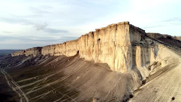 Thumbnail for Top View Of Sheer Cliff
