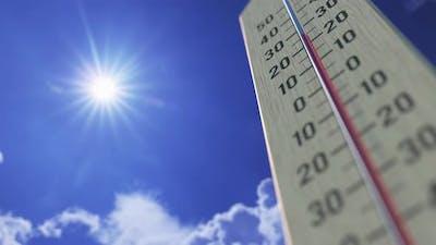Air Temperature Drops To 0 Zero