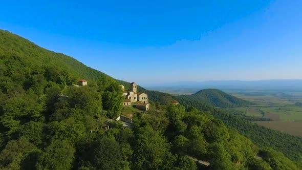 Thumbnail for Nekresi Monastery in Kakheti