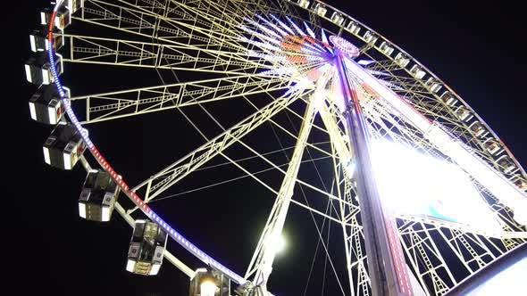 Thumbnail for Ferris Wheel in Paris