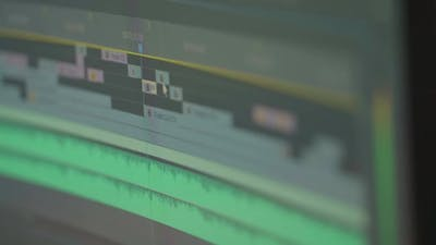 Video Editing Process, Video Timeline