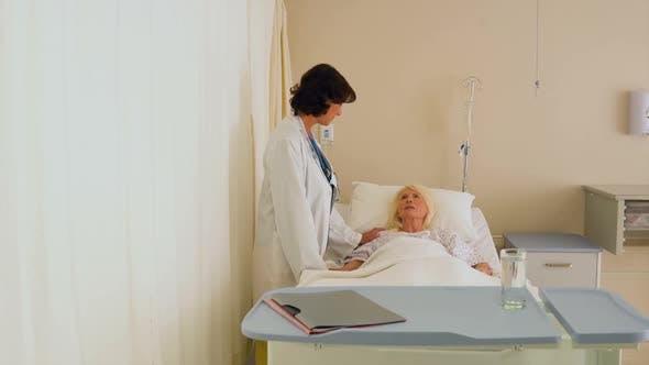 Thumbnail for Doctors attending patients