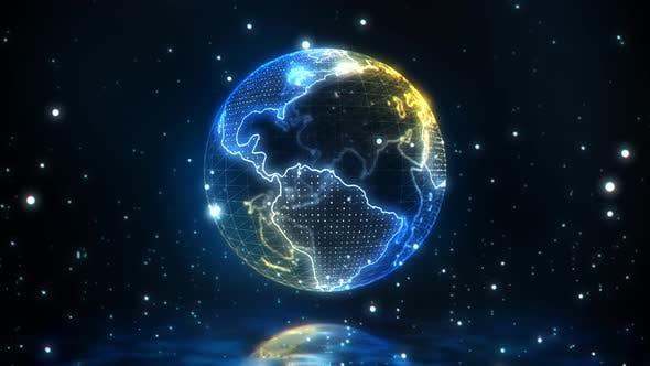 Thumbnail for World Hologram 4K