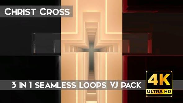 Christ Cross Background