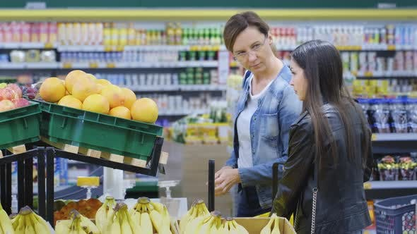 Thumbnail for Supermarket. Sale, Shopping, Consumerism and People Concept