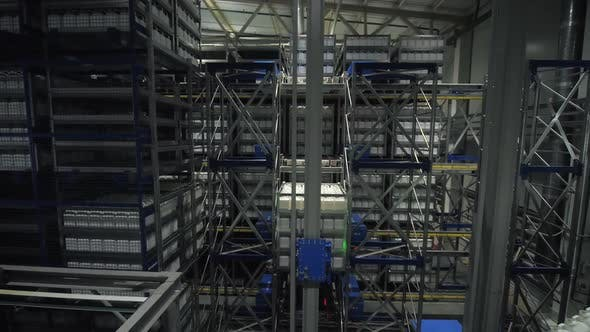 Thumbnail for Loading of Goods in the Storage