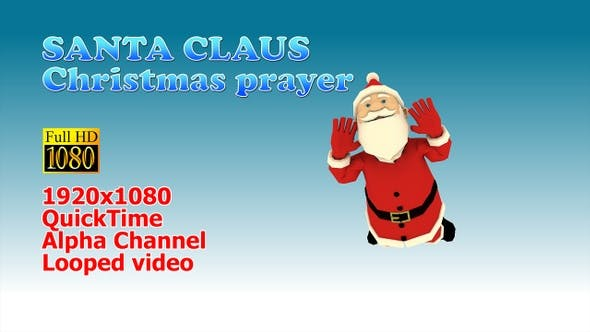 Thumbnail for Christmas Santa Prayer