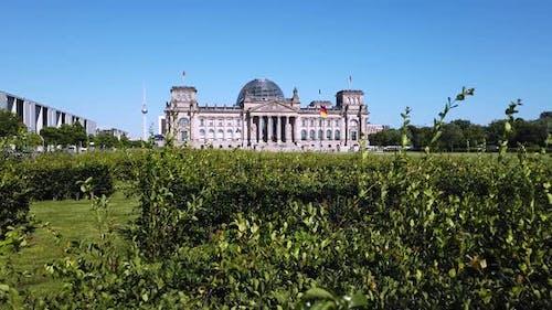 Berlin City - German Reichstag