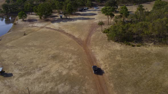 Thumbnail for Jeep Buggy Drone Shot