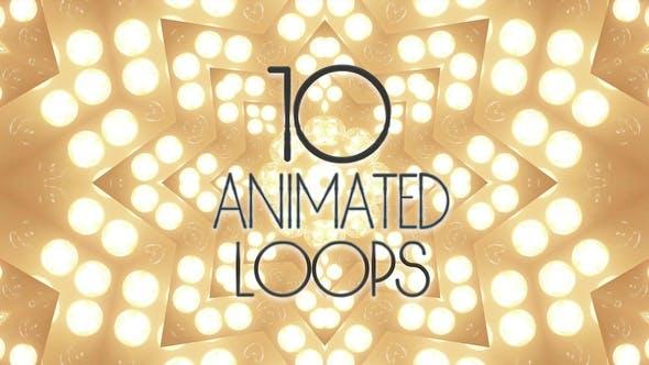 Thumbnail for Symmetrical Lights Flashing 10 Pack