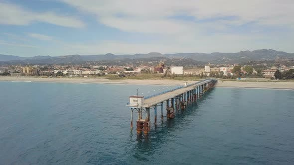 Industrial Petroleum Pier
