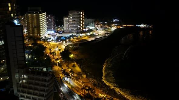 Night Sea Resort