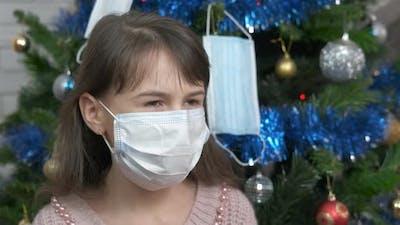 New year with coronavirus.