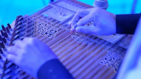 Thumbnail for Man Playing Kanun