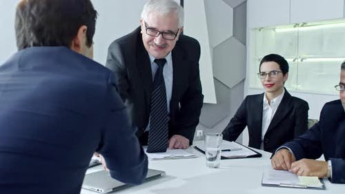 Erfolgreiches Bewerbungsgespräch