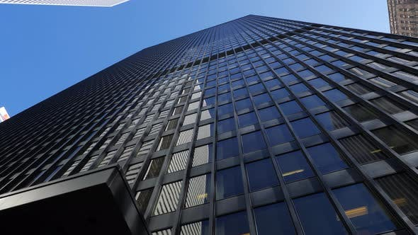 Thumbnail for Tall Downtown Office Building On Sunny Day