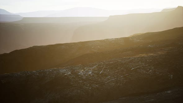 Thumbnail for Desert Landscape on the Volcanic Island of Canary Islands