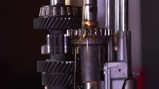 Thumbnail for Car Transmission Box Gear Repair Lubrication