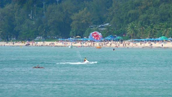 Cover Image for High Season in Karon Beach in Phuket