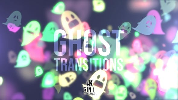 Thumbnail for Ghost Halloween Transitions